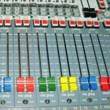 Used XL3 (40 Channels) from Midas