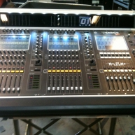 Used D1 Live 40 from DigiCo