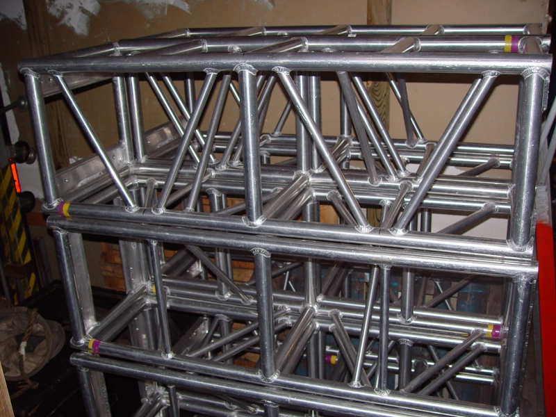 Used Heavy Duty Box Truss from Applied Electronics
