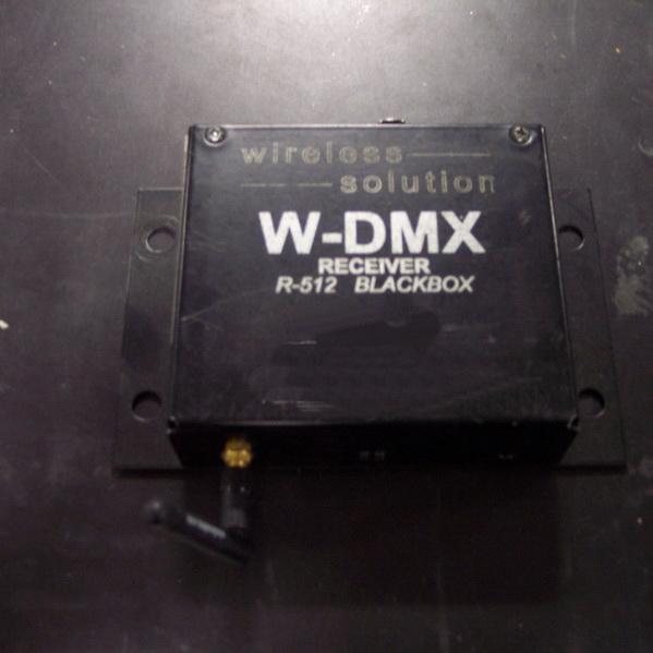Used W-DMX Wireless Receiver by Thomann - Item# 14805
