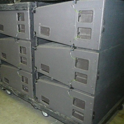 Used KUDO SB218 System from L-Acoustics