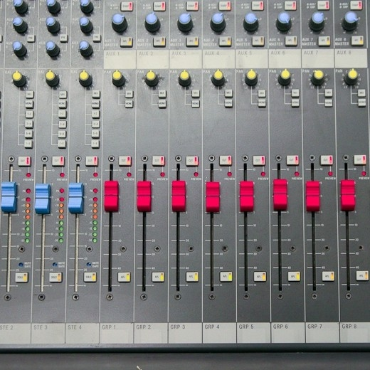 Used K2 from Soundcraft