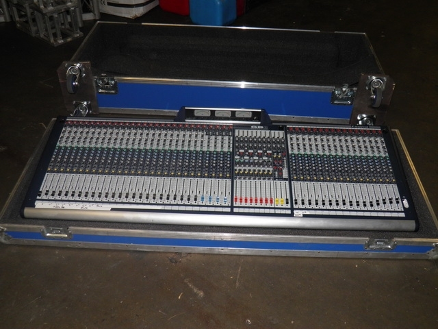 Used GB8 40 from Soundcraft