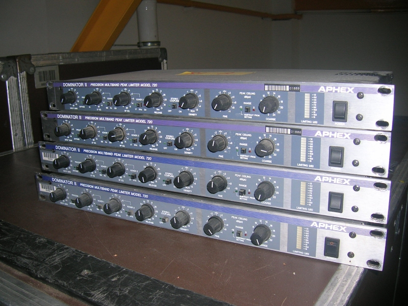 Used AX720 Dominator II from Aphex Systems