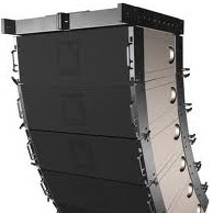 Used V-DOSC Package from L-Acoustics