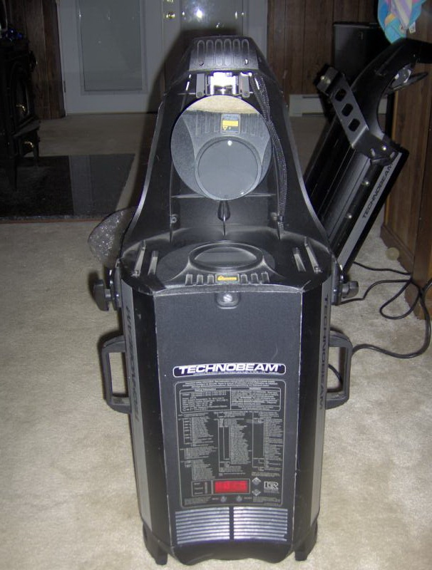 used technobeam by high end systems item 22386