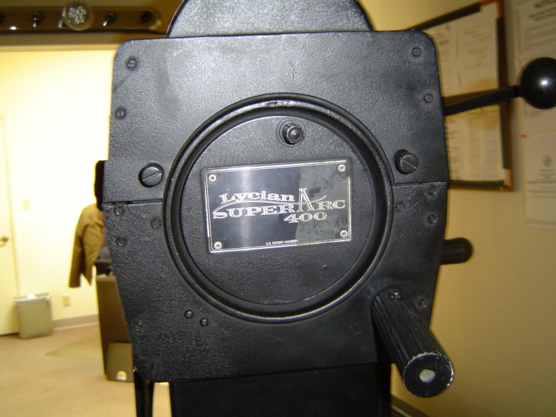 & Used Super Arc 400 by Lycian - Item# 22460 azcodes.com