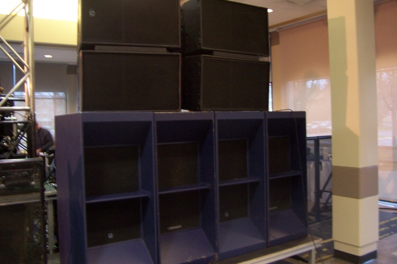 Used TA-890H System from Turbosound