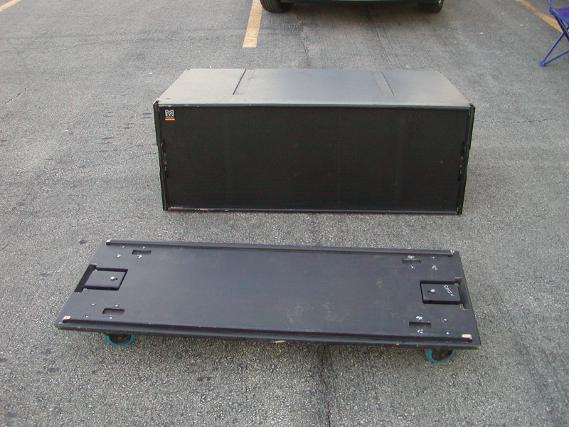 Used W8L Line Array System Package from Martin Audio