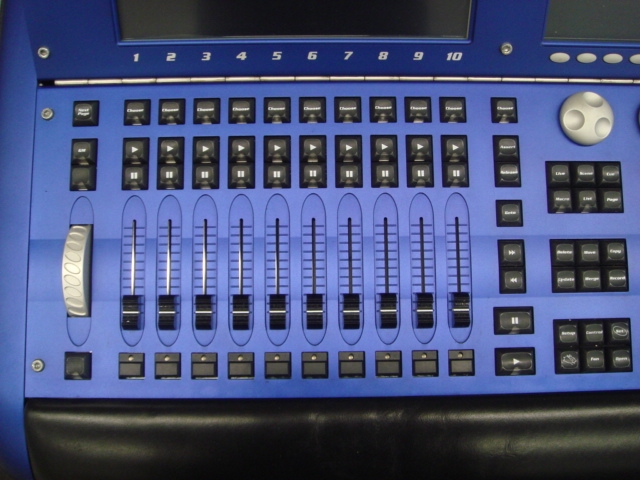 Used Wholehog III from High End Systems