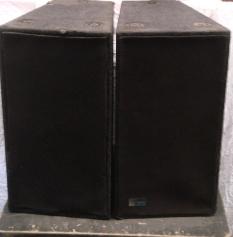 Used PSW-4 Package from Meyer Sound