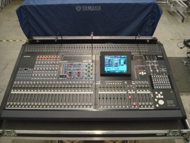 Used PM5D Digital Desk Version 2 from Yamaha