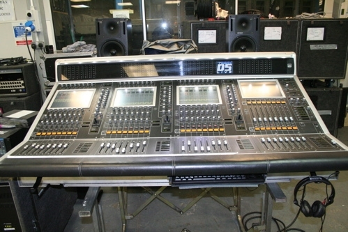 Used D5 Package from DigiCo