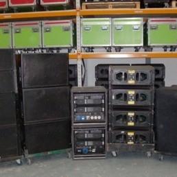 Used Kf730 By Eastern Acoustic Works Item 23343