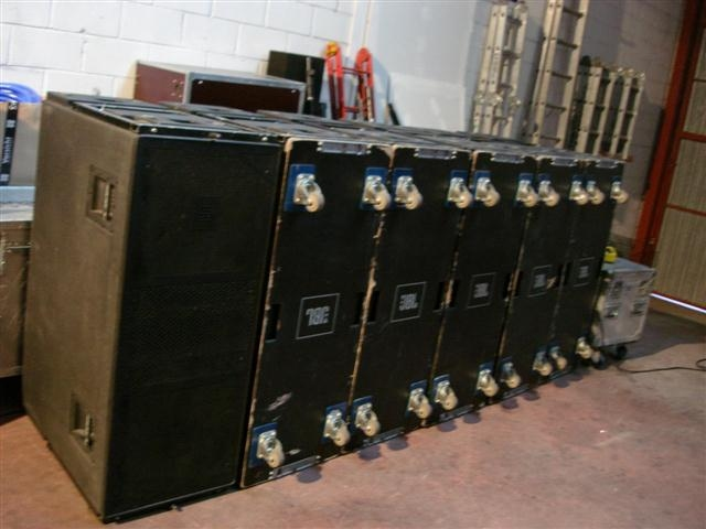 Used VT4889 Package from JBL