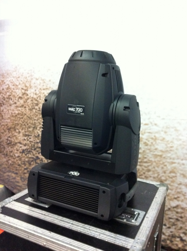 Used MAC 700 Profile Package from Martin Professional