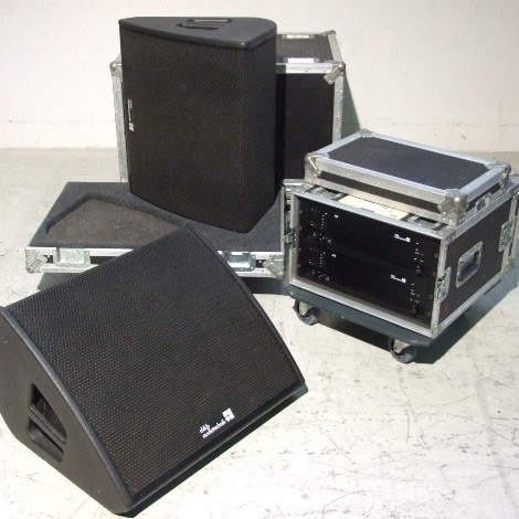 Used M2 Stage Monitor from D and B Audiotechnik