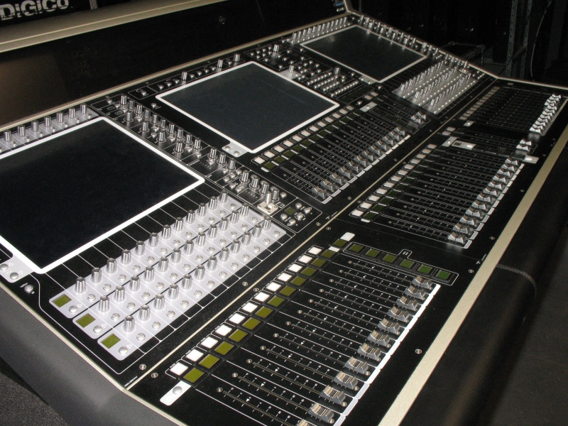 Used SD7 from DigiCo