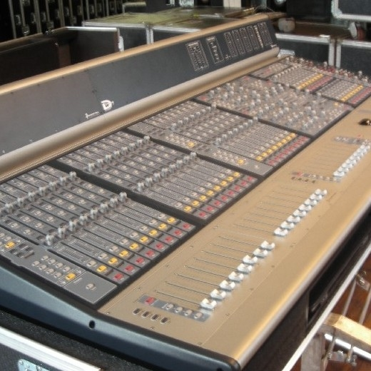 Used Venue D-Show Control Surface from Digidesign
