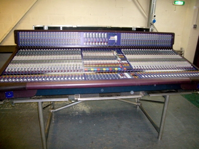Used Heritage 4000 from Midas