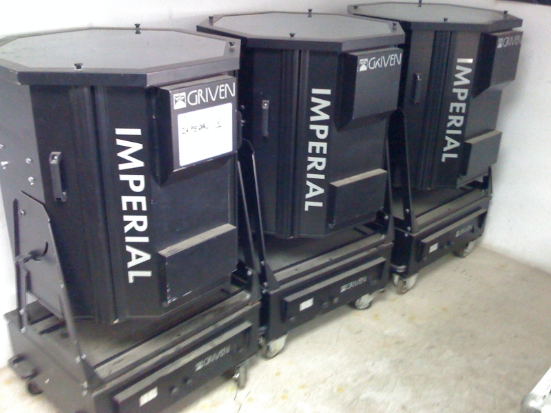 Used Imperial Xenon 4000W from Griven