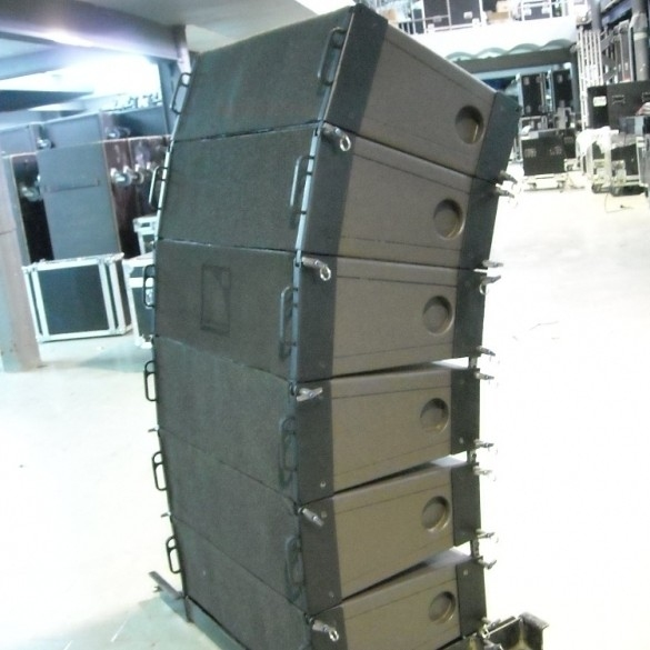 Used dV-DOSC Package from L-Acoustics