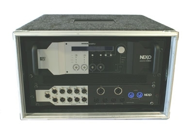 Used NXAMP 4 x 4 from Nexo