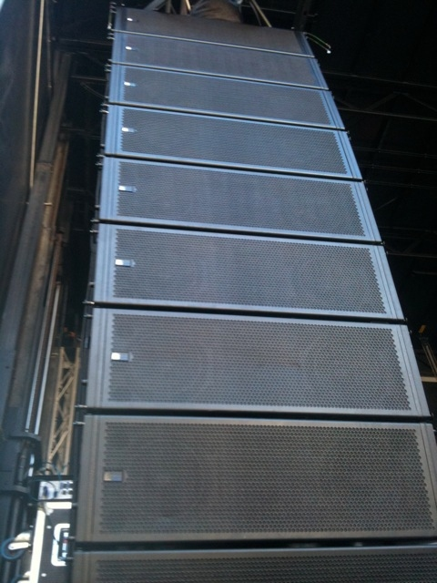 Used MICA Package from Meyer Sound