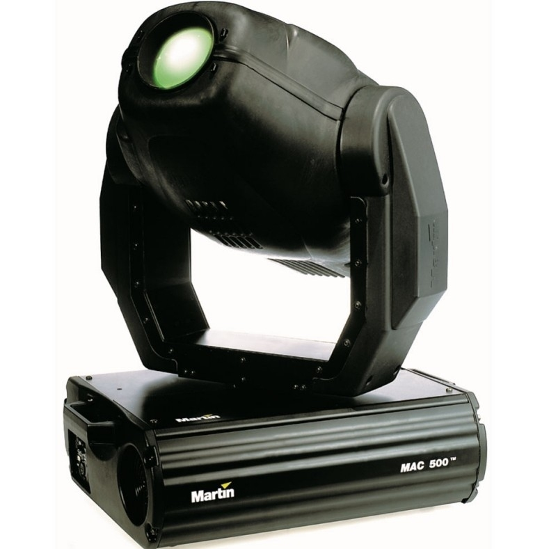 Used MAC 500 Profile from Martin Professional