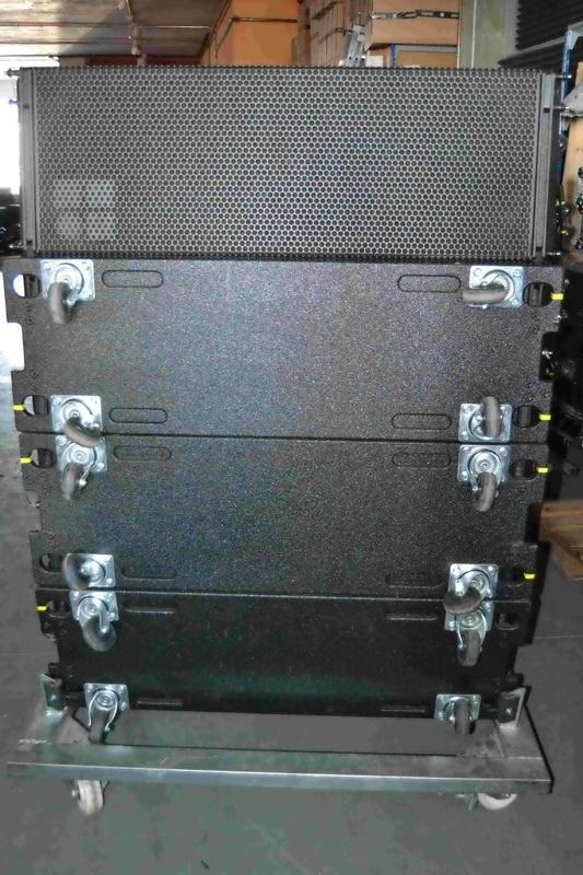 Used J-Series Package from db audiotechnik