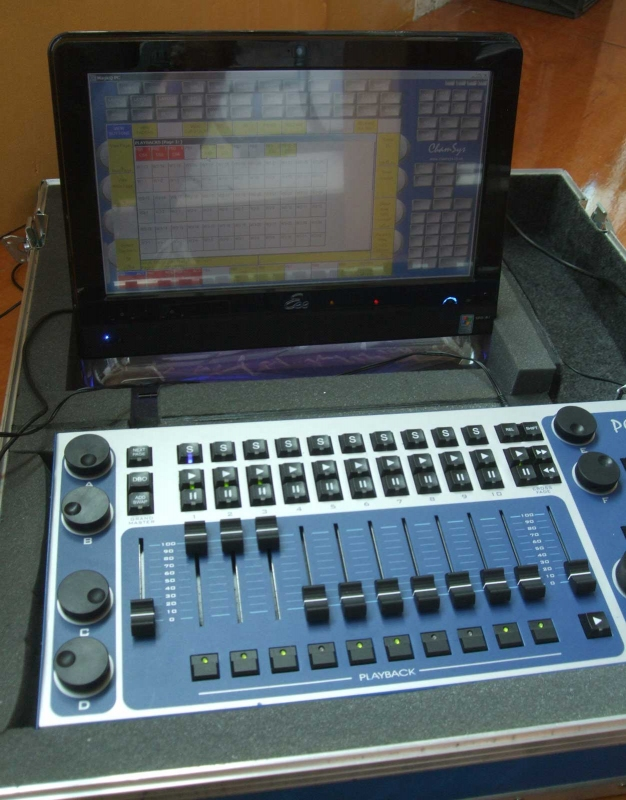 Used Magicq Pc Mini Wing By Chamsys Item 26121