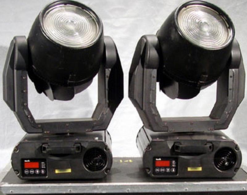 Martin MAC 600 Wash Lighting