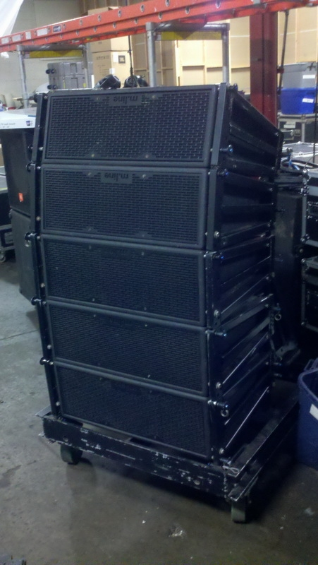 Used MLine Package by McCauley Sound - Item# 26677