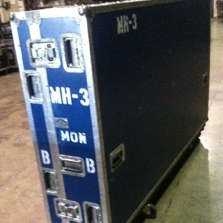 Used MH3 Case from Soundcraft
