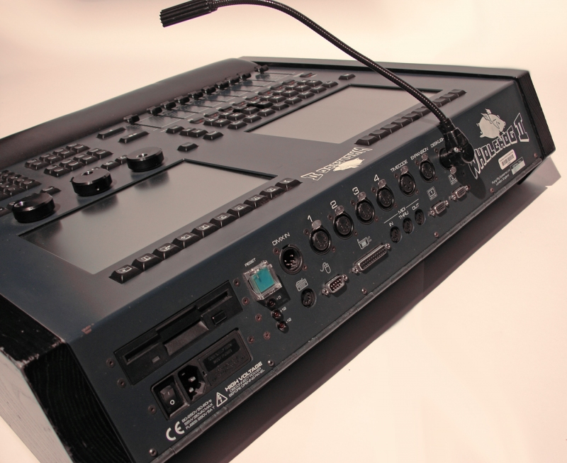 Used Wholehog II from High End Systems