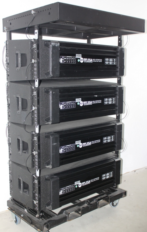 Used TTL-55 A Package from RCF
