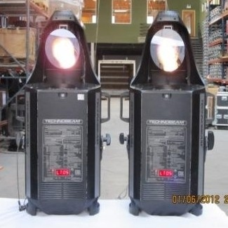 used technobeam by high end systems item 27845