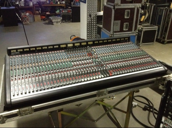 Used Century Series GTX FOH by Crest Audio - Item# 27857
