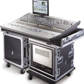Used D-Show Control Surface from Digidesign