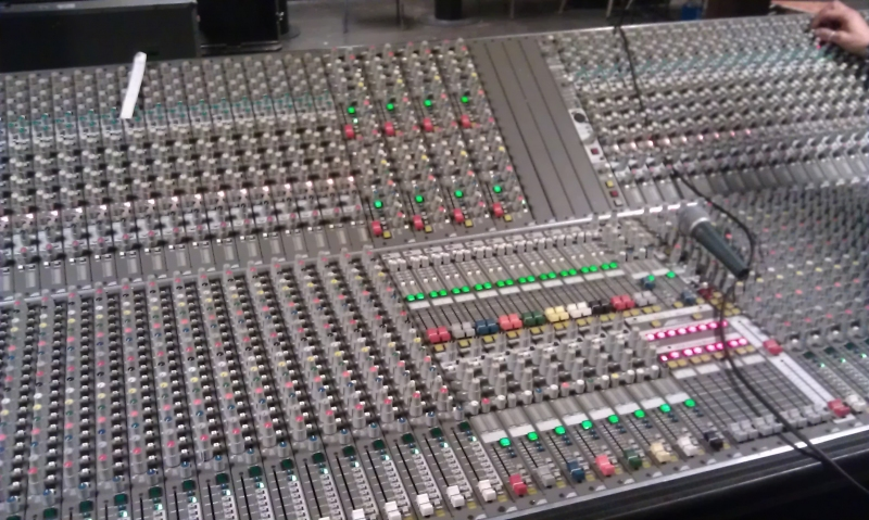 Used Paragon 2 from ATI Audio
