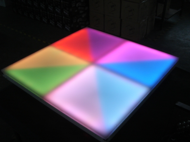 Used LED Dance Floor from Miscellaneous