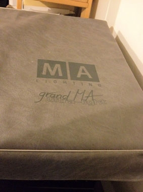 Used GrandMA Ultra Light from MA Lighting