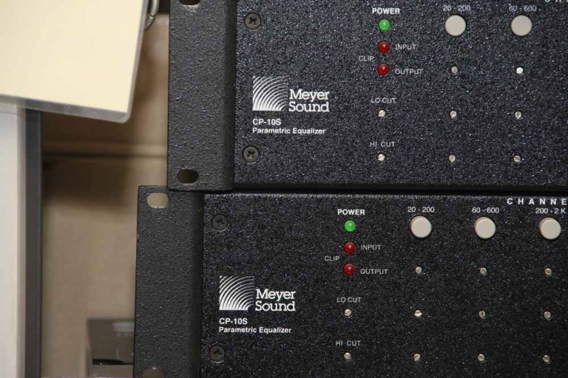 Used CP-10 from Meyer Sound