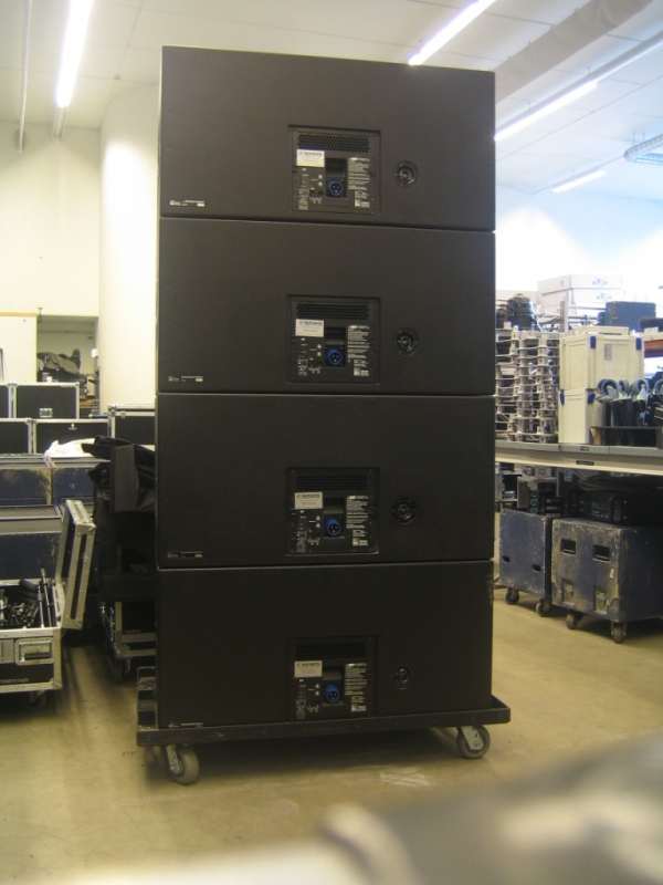 Used 700-HP Package from Meyer Sound
