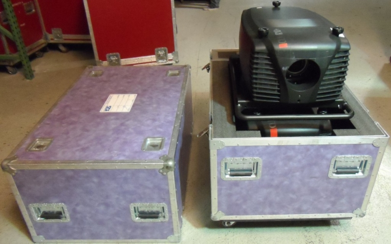 Used CLM R10 from Barco