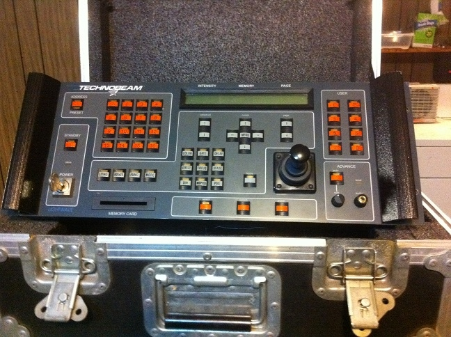used technobeam package by high end systems item 30131