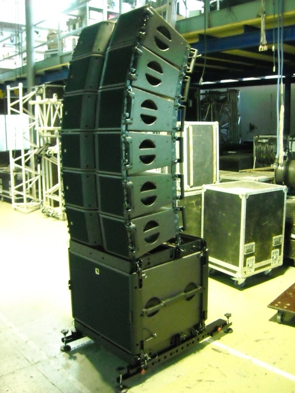 Used V Dosc And Kara Package By L Acoustics Item 30166