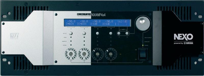 Used NXAMP 4 x 1 from Nexo