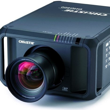 Used DHD800 from Christie Digital