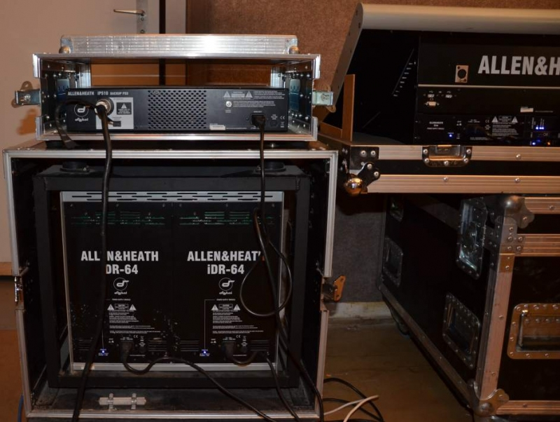 Used iLive 144  from Allen and Heath